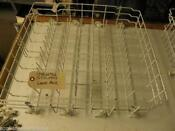 Frigidaire Dishwasher 154866702 154320903 Lower Rack Used Assembly See Note