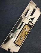 Frigidaire Dishwasher Pcb Control Board Touch Cover Panel 154596504 154663004