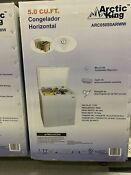 Artic King Chest Freezer 5 0 Cu Ft White Brand New In Box Ship Same Day