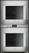 Gaggenau Bx481611 400 Series 30 Inch Double Electric Wall Oven Stainless Steel