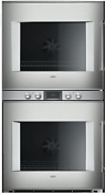 Gaggenau 400 Series Bx481612 30 Electric Double Wall Oven Stainless Steel
