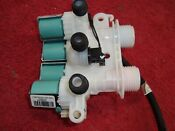 Maytag Washer Water Valve Model Mvw7232hwo Part W11096267 New