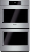 Bosch Hblp651ruc Benchmark Series 30 Inch Double Electric Wall Oven Stainless