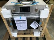 New Bosch 27 Single Wall Oven Hbn5451uc 3 9 Cf Convection Stainless Wall Oven