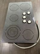 Jenn Air Electric Cooktop Cce3531w Tested Working
