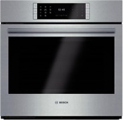 Bosch Hblp451uc Benchmark Series 30 Single Electric Wall Oven Stainless