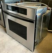 30 Stainless Thermador Single Wall Oven Model Sc301ts Used Pick Up Only