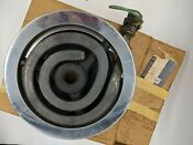 Complete 6 Burner Assembly Vintage Frigidaire Stove With Original Box