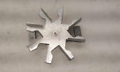 Kenmore Elite Oven 79048913410 New Part Used Range Convection Fan Blade