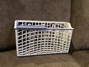 Wp8539107 Whirlpool Dishwasher Silverware Utensil Basket Great Shape