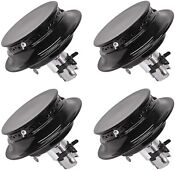 3412d024 09 Pack Of 4 Burner Head Compatible With Maytag Stoves By Partsbroz