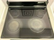 Ge Range Oven Main Top Glass Cooktop Wb62t10766