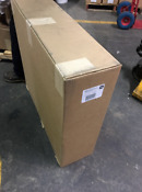 Ge Glass Main Range Top Wb62x20903 Bk New Factory Boxed