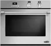 Dcs Wosv30 30 Inch Single Electric Convection Wall Oven Stainless Steel
