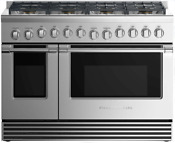 Fisher Paykel Rgv2488nn 48 Inch Freestanding Professional Gas Range Stainless