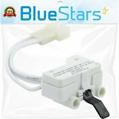 New Ultra Durable 3406107 Dryer Door Switch Replacement Part By Blue Stars