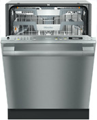 Miele G7156scvisf Futura Crystal Series 24 Fully Integrated Built In Dishwasher