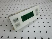 Ge Gas Range Control Board W Overlay White Wb27t10469 183d6034p001