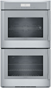 Thermador Med302lws Masterpiece Series 30 Double Wall Oven Stainless Steel