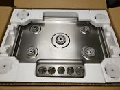 New Frigidaire Gallery Fggc3047qs 30 Angled Front Control Gas Cooktop 5 Burners