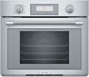 Thermador Pods301w Professional Series 30 Inch Single Wall Oven With Steam