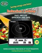 Portable Induction Cooktop 1500 Watt