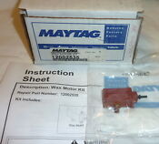 Genuine Maytag 12002535 Washer Wax Motor Kit Washing Machine 22002119 New