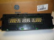 Ge General Electric Wb27t10654 Oven Control New 318 78