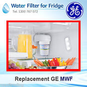 Gce21xgyfls Ge Fridge Model Compatible Replacement Water Filter Part Mwf