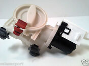 Kenmore Whirlpool Washer Drain Pump Fits Wp280187 Free Priority Mail Today