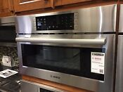 Bosch Hmc80251uc 30 Inch Speed Oven 1 700 Watt Convection Free Shipping