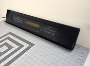 Ge Oven Touchpad Control Panel Wb36t10627