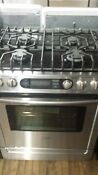 Bosch Duel Fuel Stainless Steel Stove