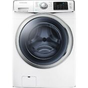 Samsung Wf42h5400aw 27 Inch 4 2 Cu Ft Front Load Washer W Vibration Reduction