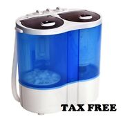 Washing Machine Cleaner Dryer Apartment Washer Combo All In One Portable Spiner