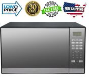1 3 Cu Ft Microwave Oven With Grill Oster Kitchen Appliance 1000w Memory New