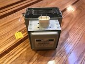 Ge Hotpoint Microwave Oven Magnetron Assembly Wb27x10827 Ap3792937 Om75p 32