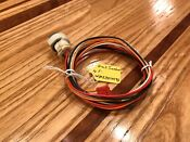 Ge General Electric Microwave Oven Gas Sensor W Wiring Sears Part Wb27x1170