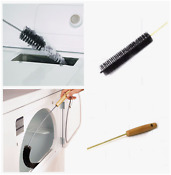 Clothes Dryer Lint Sticking Rollers Vent Trap Cleaner Brush Household Clean Tool