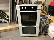 30 Double Wall Oven 500 Series White Hbl5620uc