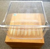 Wr32x10641 New Ge Refrigerator Vegetable Drawer
