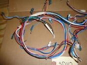 Kitchenaid Convection Microwave Oven Wiring Harness Kmhc319ess Sd112