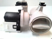 Er0913 Replacement Kenmore Whirlpool Washer Drain Pump Fits W10130913