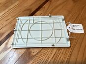 Genuine Oem Samsung Kenmore Sears Microwave Magnetron Cover Part De63 00532a