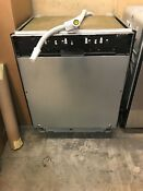 Bosch 800 Series Sgv68u53uc Fully Integrated Dishwasher Panel Ready Not Included