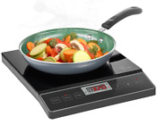 Portable Induction Cooktop Countertop Burner Home Kitchen Cooking Appliance