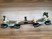 Thermador Gas Cook Top Gas Manifold Assembly P 00484200 00189305 00189306 Used