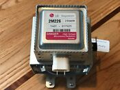 Oem Genuine Whirlpool Maytag Kitchen Aid Microwave Oven H V Magnetron W10818686