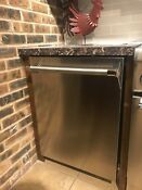 Thermador Emerald Series Dwhd440mfp 24 Inch Fully Integrated Dishwasher