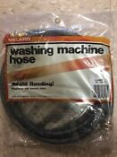 New Rubber Washing Machine Fill Hose 6ft Long Wholesale Pricing Free Shipping